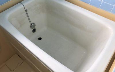 FRP浴槽再生コーティング No.180825