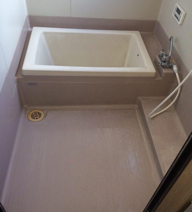 浴室色あせ劣化 再生リニューアル No.BA141104