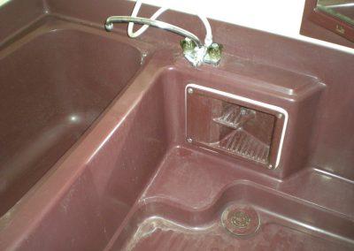 FRP浴槽再生コーティング No.BA100729