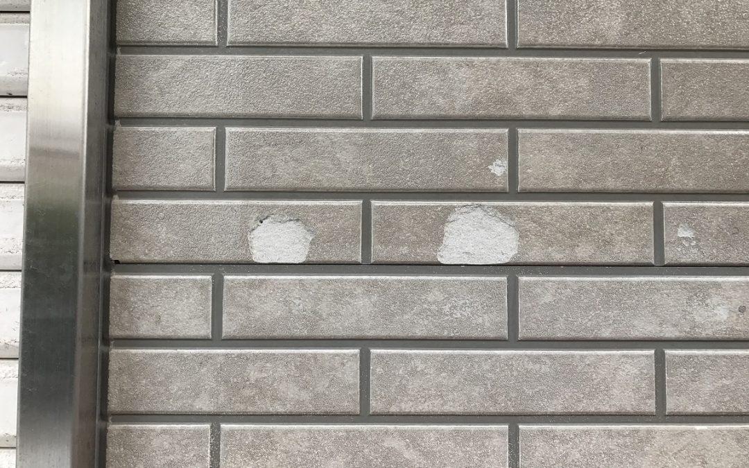 サイディング剥がれキズリペア補修 No.BA180604