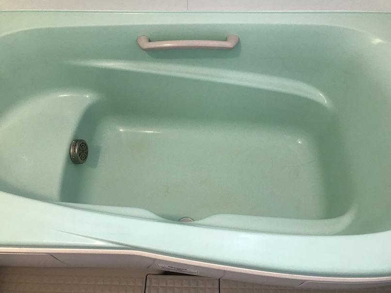 FRP浴槽クリーニング・再生コーティング No.BA190708