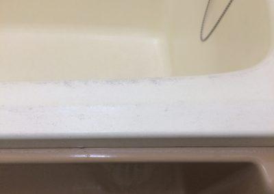 FRP浴槽再生クリーニング・コーティング No.BA170310
