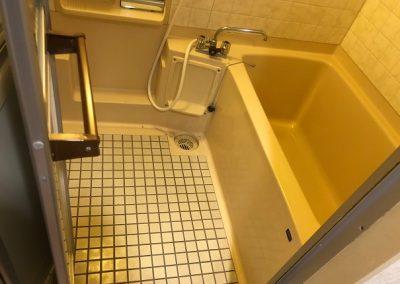ユニットバス(浴槽・床・壁)リニューアル再生 No.BA180410