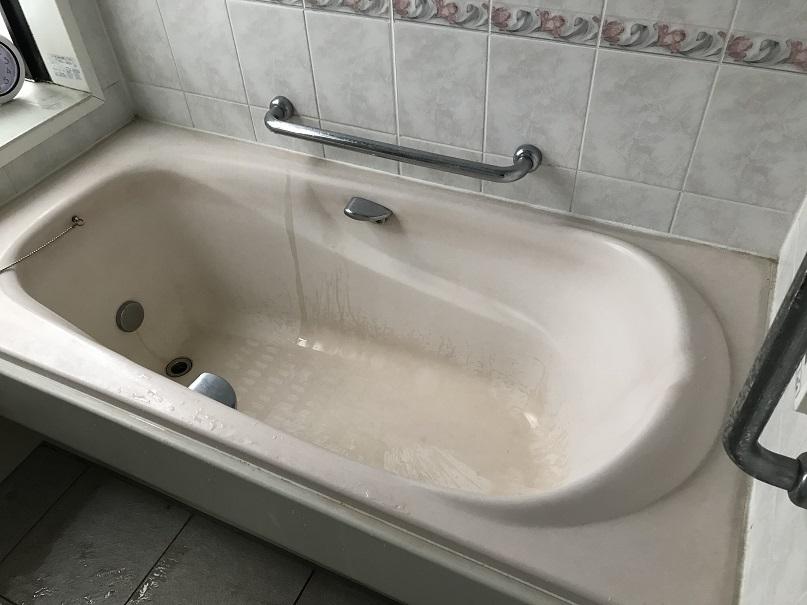 FRP浴槽リペア再生コーティング No.BA201224