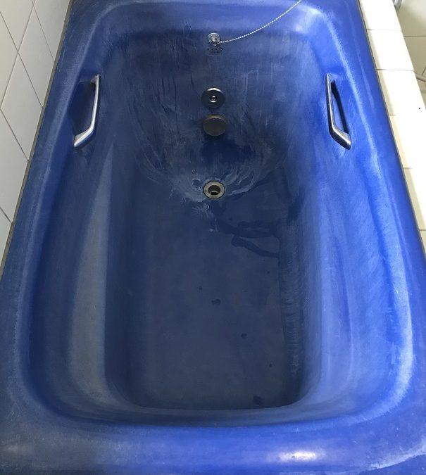 ホーロー製浴槽リペア再生コーティング No.BA201217
